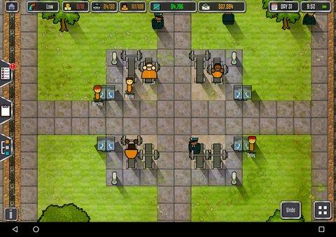 监狱建筑师游戏截图第2张