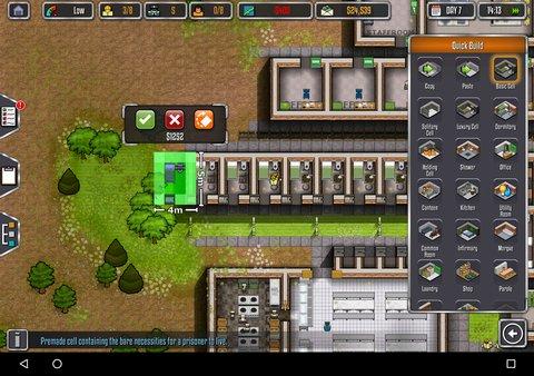 监狱建筑师游戏截图第1张