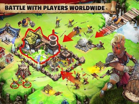 天空之城:联盟战游戏截图第3张