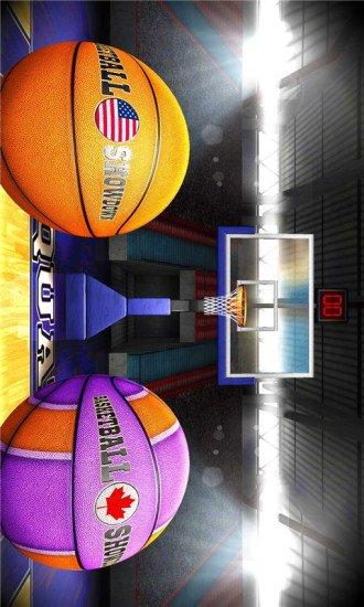 模拟篮球游戏截图第3张