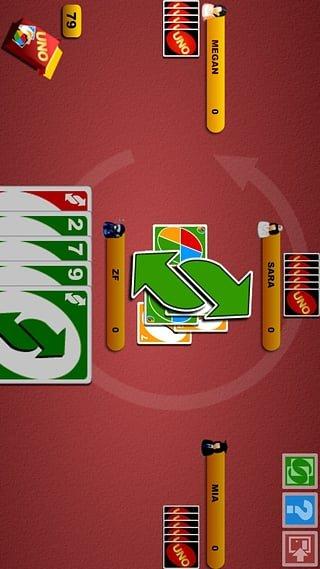 UNO桌牌游戏截图第4张