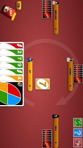 UNO桌牌游戏截图第3张