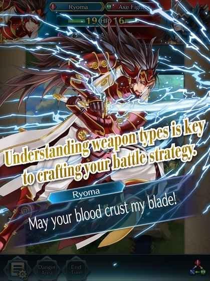 火焰纹章:英雄游戏截图第4张