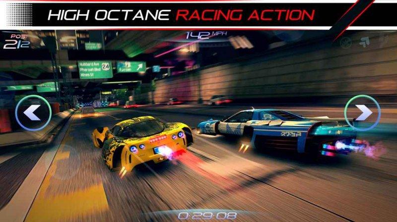赛车齿轮游戏截图第4张