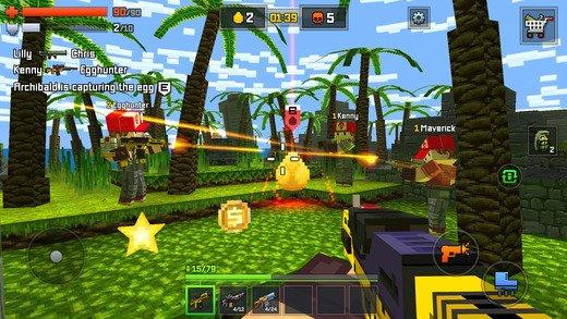 Pixelmon shooting游戏截图第2张