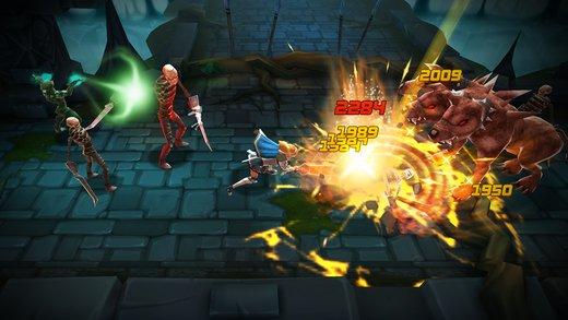 刃战士游戏截图第1张