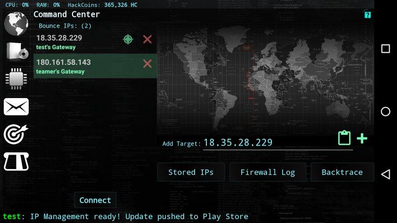黑客上线游戏截图第1张