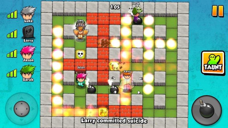炸弹伙伴游戏截图第1张