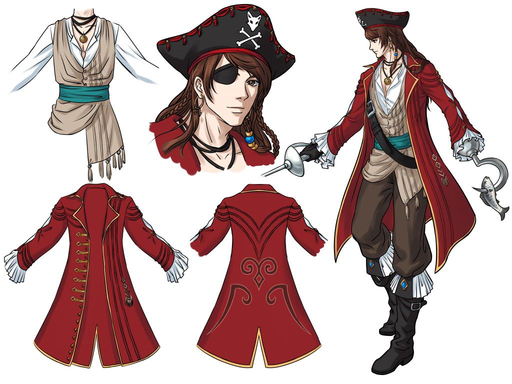 海盗杰克·凤——doge之友cate