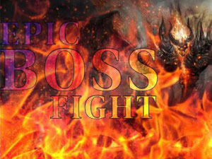 Epic Boss Fight