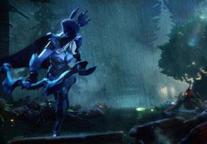幽暗丛林肉搏战