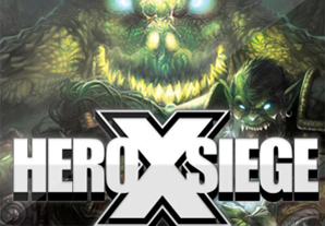 X HERO SIEGE 1.5:WARDEN UPDATE