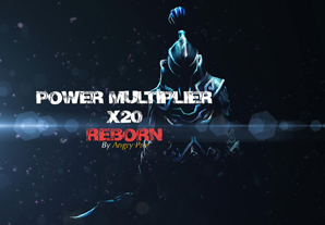 Power Multiplier x20
