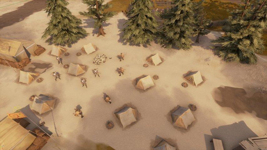 散兵坑-游戏截图第1张