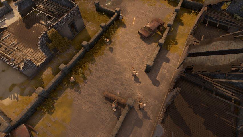 散兵坑-游戏截图第3张
