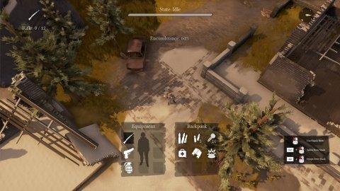 散兵坑-游戏截图第2张