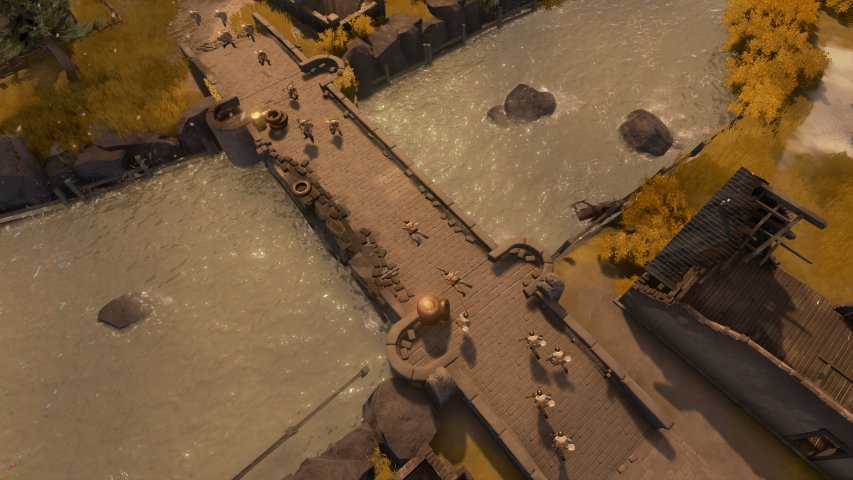散兵坑-游戏截图第4张