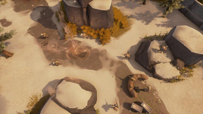 散兵坑-游戏截图第7张