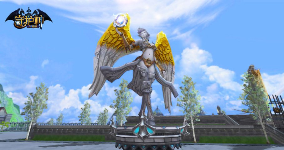 守护神之觉醒-游戏截图第1张
