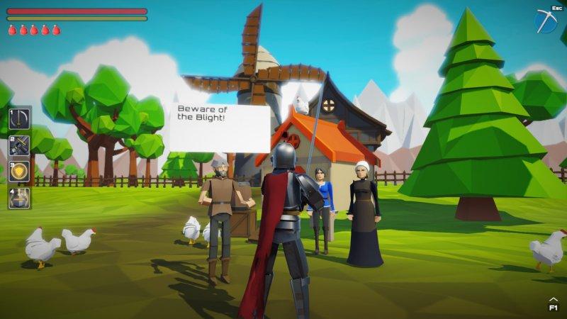 创界者-游戏实机截图第1张