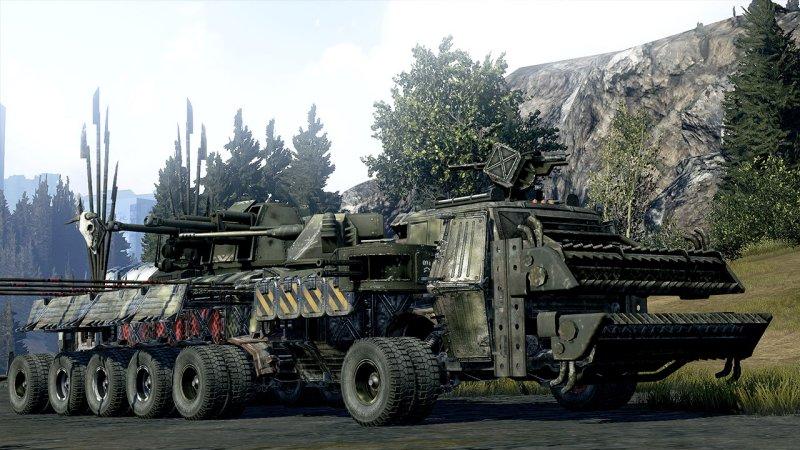 創世戰車-戰車游戲截圖第1張