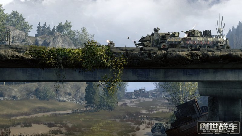 創世戰車-戰車游戲截圖第20張