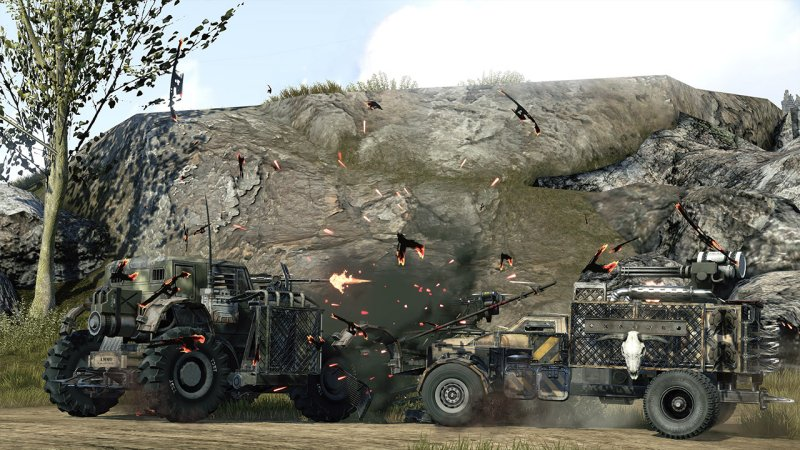 創世戰車-戰車游戲截圖第4張