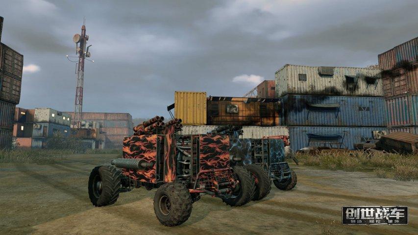 创世战车-战车游戏截图第3张