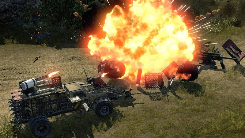 創世戰車-戰車游戲截圖第2張