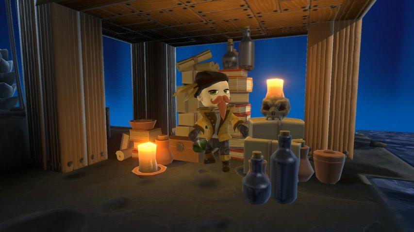 传送门骑士-游戏截图第1张