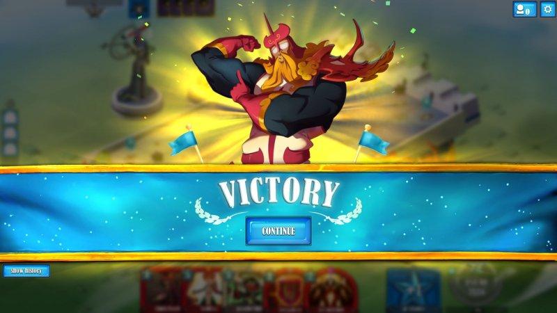 沃土英雄传-游戏截图第4张