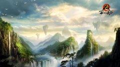 九重天-万仞峡谷壁纸