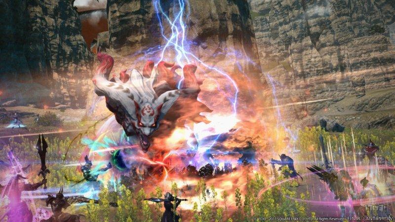 最终幻想14截图第4张