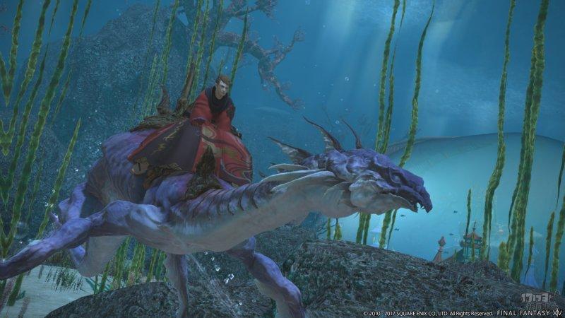 最终幻想14截图第1张