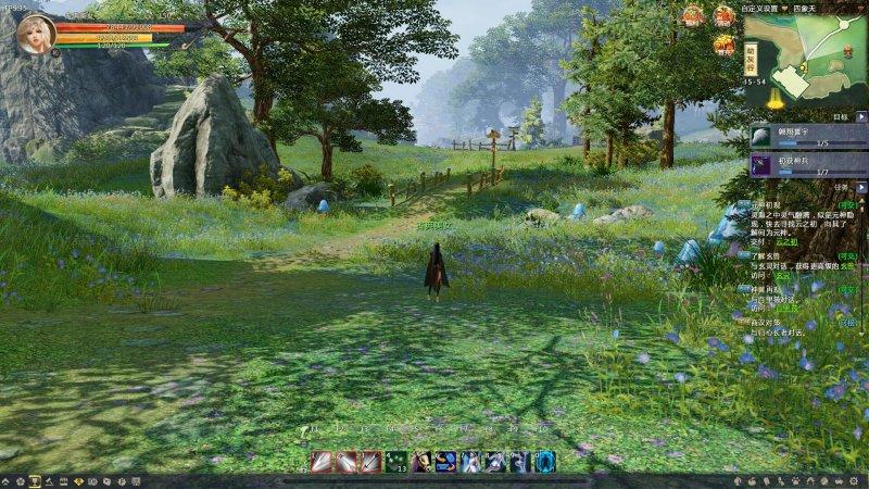 仙侠世界2-17173试玩截图第3张