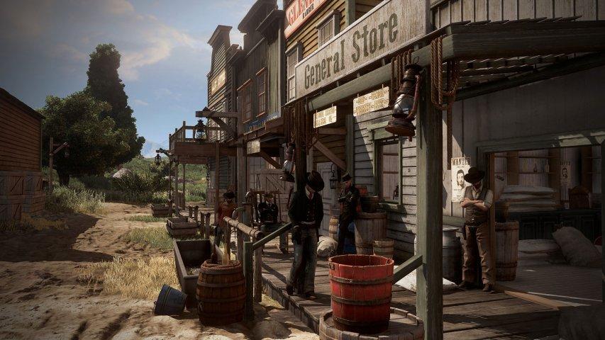 狂野西部OL-游戏截图第3张