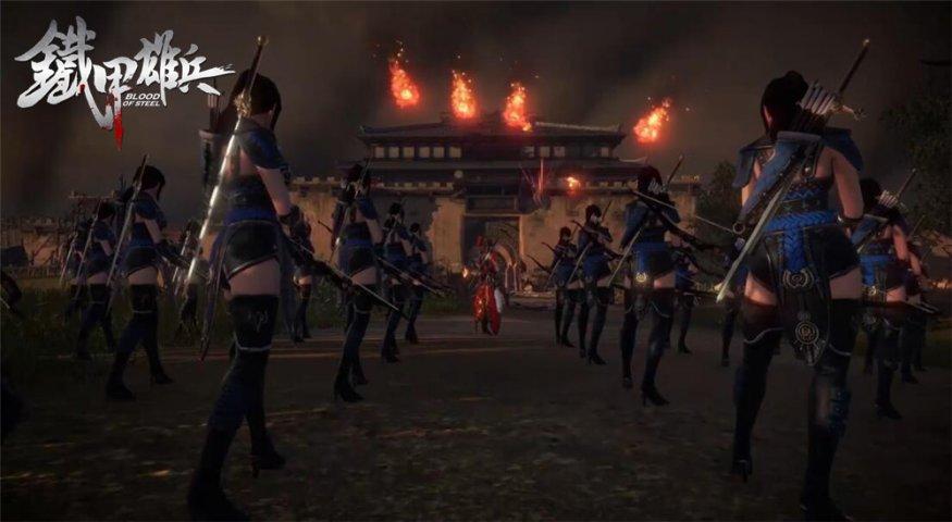 铁甲雄兵-最新 游戏截图第2张