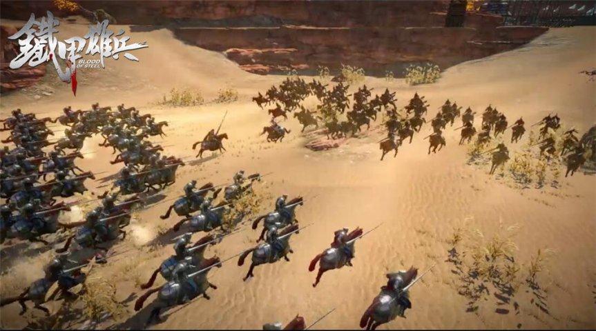 铁甲雄兵-最新 游戏截图第1张
