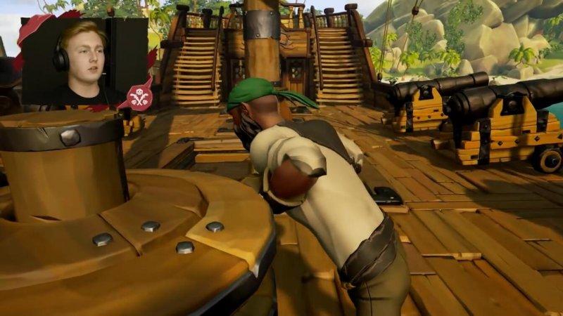 盗贼之海-游戏截图第4张