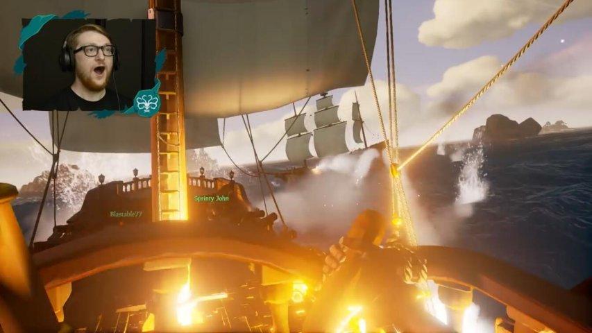 盗贼之海-游戏截图第1张