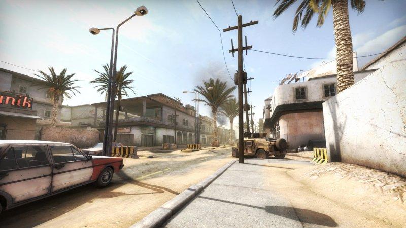 叛乱:沙漠风暴-游戏截图第2张