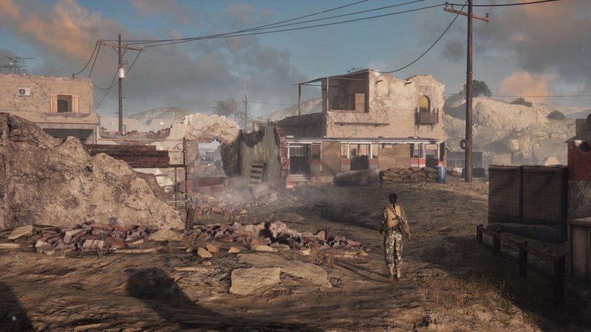 叛乱:沙漠风暴-游戏截图第1张