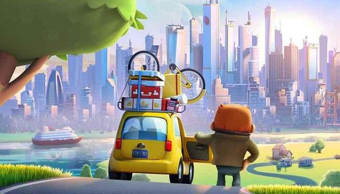 《炫动城市》试玩视频-17173新游秒懂