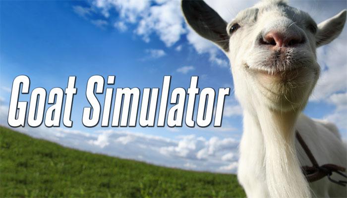 《模拟山羊》试玩视频-17173新游秒懂