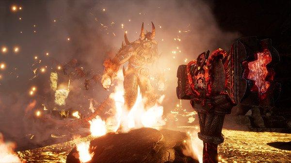 熔火城堡游戏截图第1张