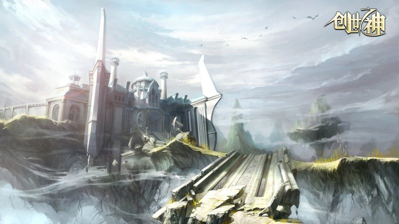 创世之神游戏壁纸第1张