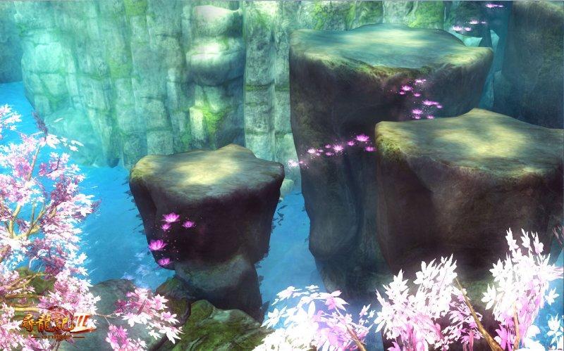 寻龙记2游戏原画第3张