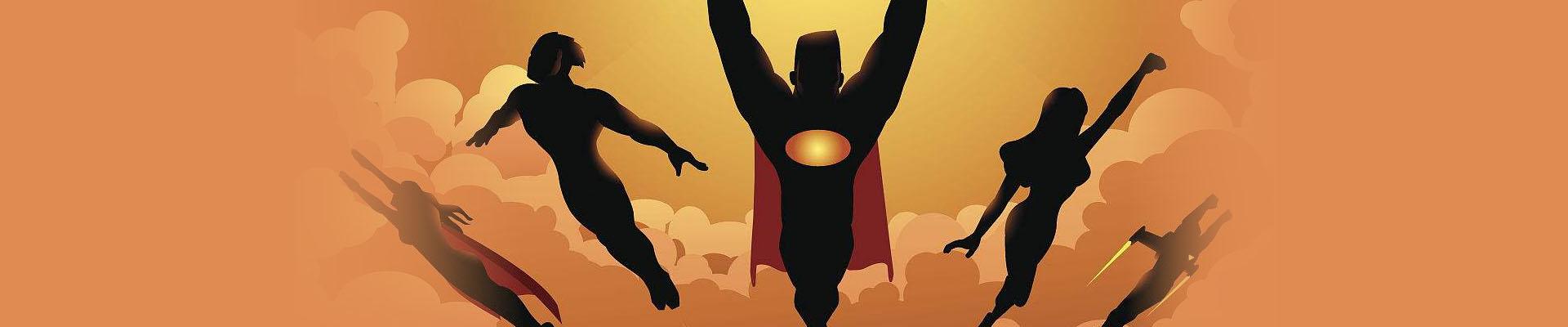 蜘蛛侠是漫威人气NO.1?这些超级英雄表示不服!