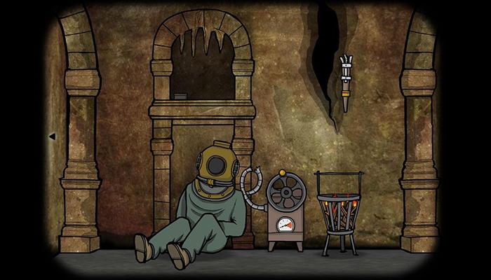 《方块逃离洞穴》试玩视频-17173新游秒懂