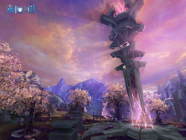 永恒之塔5.8版本原画第2张